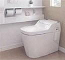 フリーメンテナンス対象機器 温水洗浄トイレ